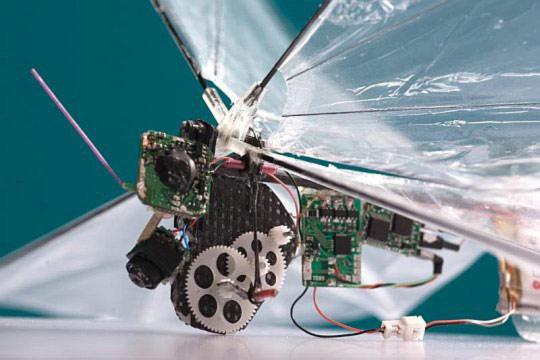 Сделать летающего робота в домашних условиях