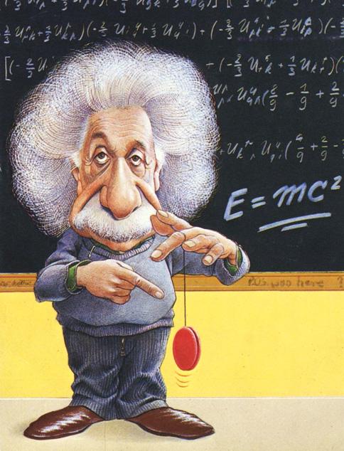 Много ли мы знаем об Эйнштейне?